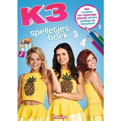 Doeboek K3: pina colada