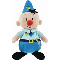 Pluche Bumba: Bumba Politieman 20 cm