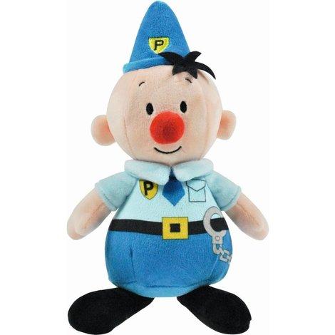 Peluche Bumba - Policier 20 cm