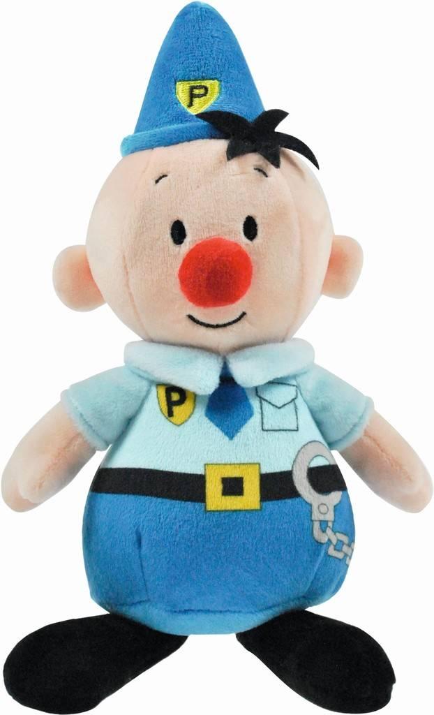 Bumba Pluche knuffel - Politieman 20 cm