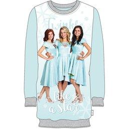 K3 Bigshirt - Snowflakes