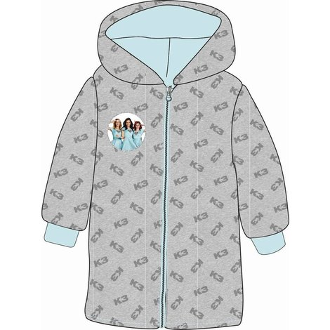 Fleece trui K3 snowflakes