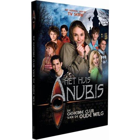 Het Huis Anubis Boek - De geheime club van de oude wilg