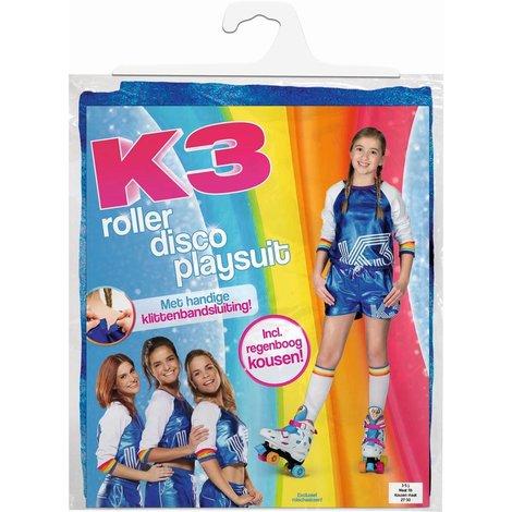 Tenue Roller Disco K3