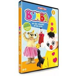 Dvd Bumba: Bumba en zijn vrienden vol. 3