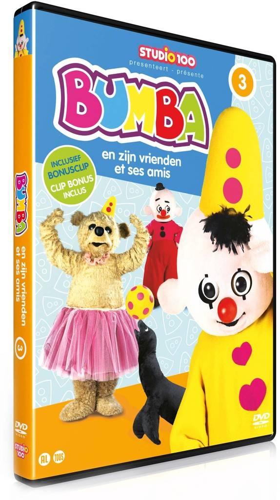 Bumba DVD - Bumba en zijn vrienden vol. 3