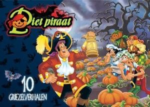 Piet Piraat Boek - 10 griezelverhalen