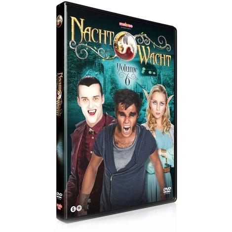 Dvd Nachtwacht: Nachtwacht vol. 6