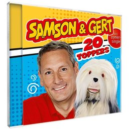 Cd Samson & Gert: 20 toppers