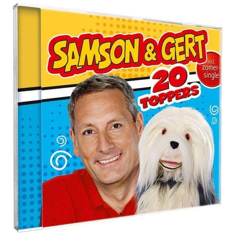 Cd Samson & Gert: 20 toppers