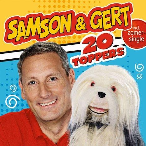 Samson & Gert CD - 20 toppers
