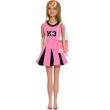 K3 Kleding tienerpop jurkje - Roze