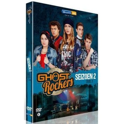 Ghost Rockers DVD - Seizoen 2 deel 2