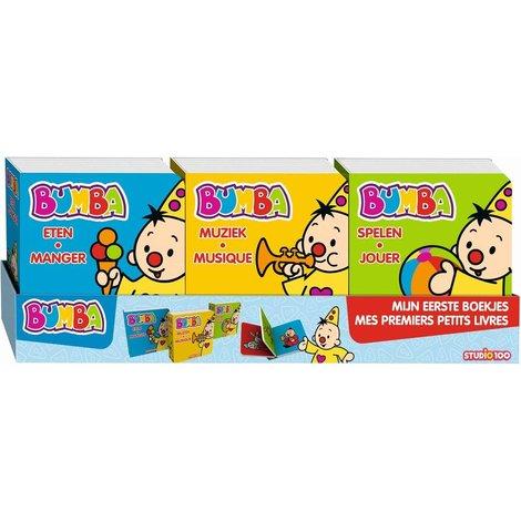 Bumba Boek - Mini boekjes 3-pack