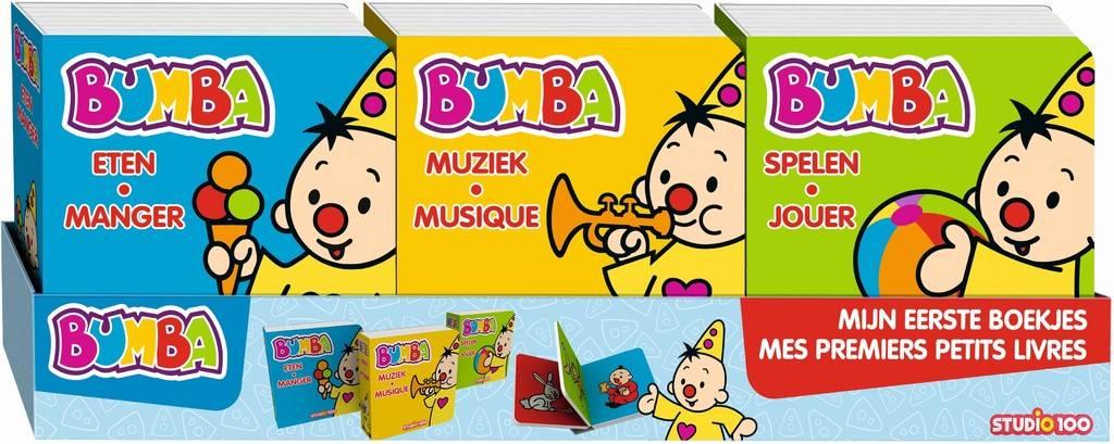 Boek Bumba: mini boekjes 3-pack