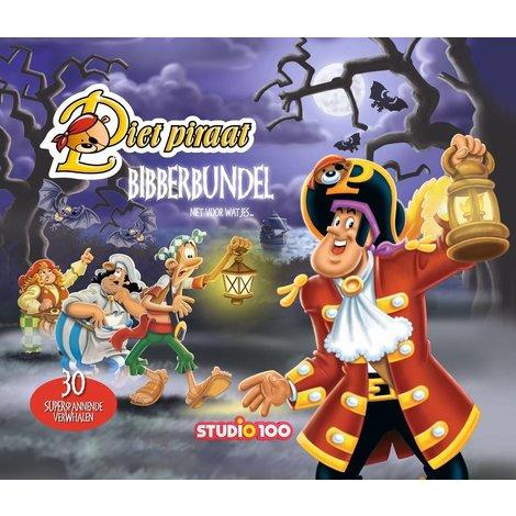 Boek Piet Piraat: Bibberbundel