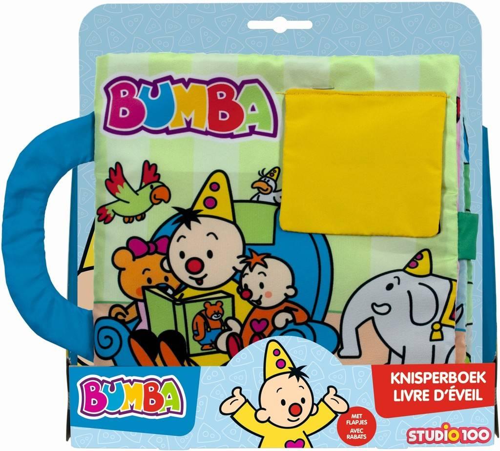Bumba Boek - Knisperboek met flapjes