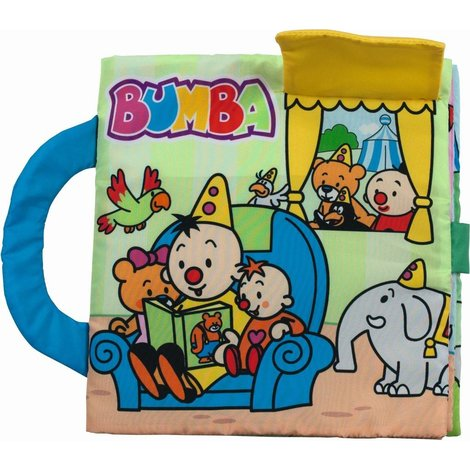 Boek Bumba: knisperboek met flapjes