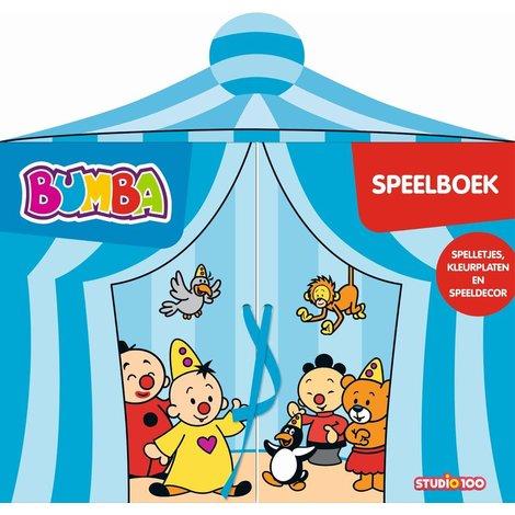 Bumba Doeboek - Circus