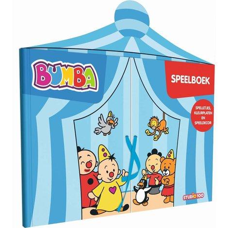 Doeboek Bumba: circus