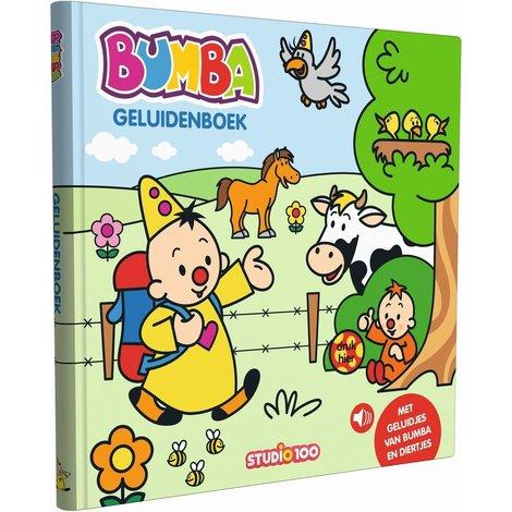 Boek Bumba: geluidenboek