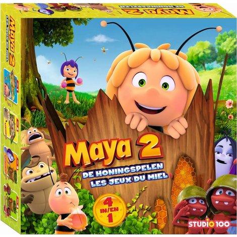 De Honingspelen Maya