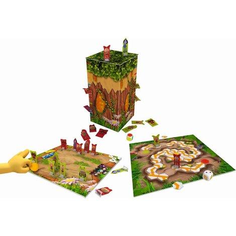 Maya de bij Spel - De Honingspelen