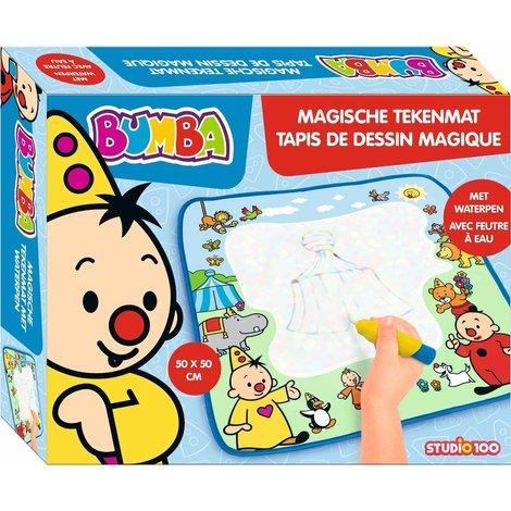 Magische tekenmat Bumba: 50x50 cm