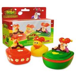 Figurines pour le bain Lutin Plop - 3 pièces