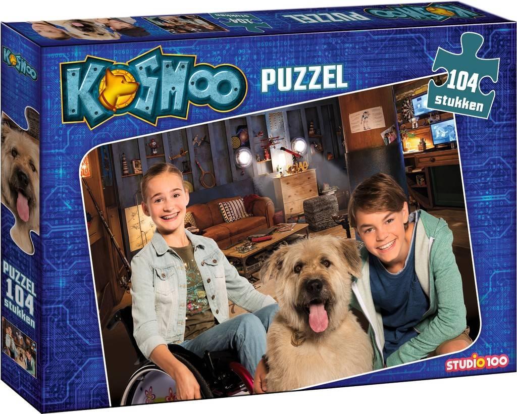 Kosmoo Puzzel - 104 stukjes