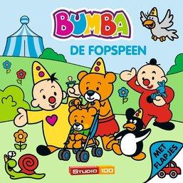 Bumba boek flapjes - De fopspeen