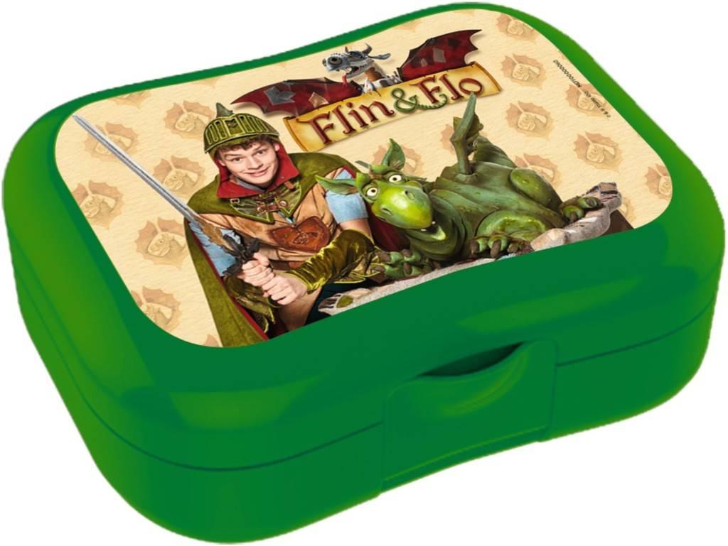 Boîte à tartines Flin & Flo