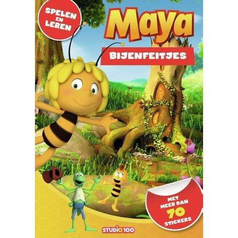 Boek Maya: weetjesboek