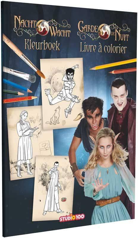 Kleurboek Nachtwacht