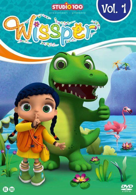 Dvd Wissper: Wissper vol. 1