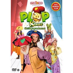 Kabouter Plop DVD - Het Plop-up restaurant