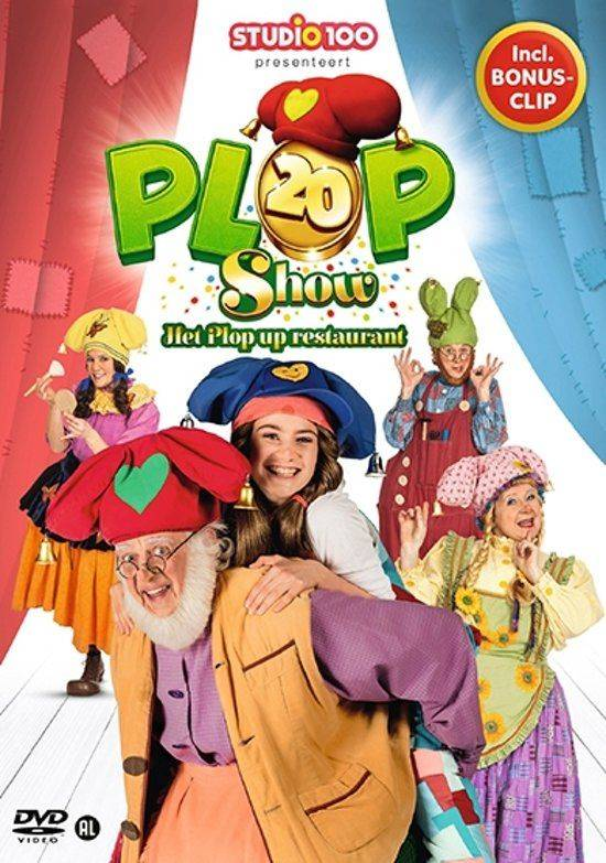 Dvd Plop: het Plop-up restaurant