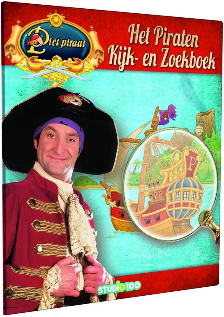 Piet Piraat Boek - Zoek & vind