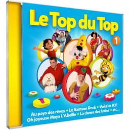 Studio 100 CD - Le Top du Top