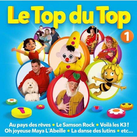 Studio 100 CD - Le Top du Top