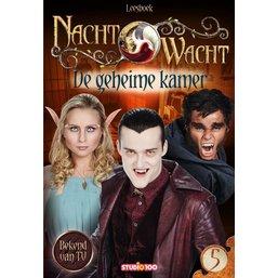 Nachtwacht Boek - De Geheime Kamer