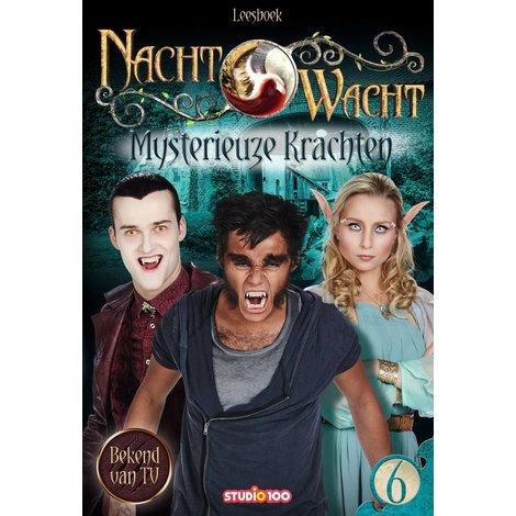 Boek Nachtwacht: pocket 6