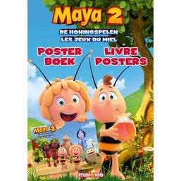 Posterboek Maya De honingspelen