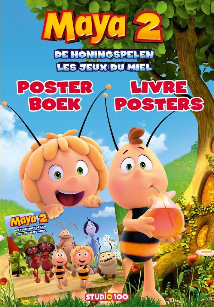 Posterboek Maya: De honingspelen