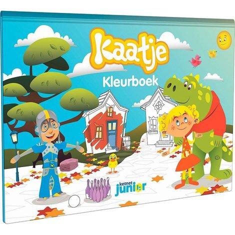 Kaatje Kleurboek