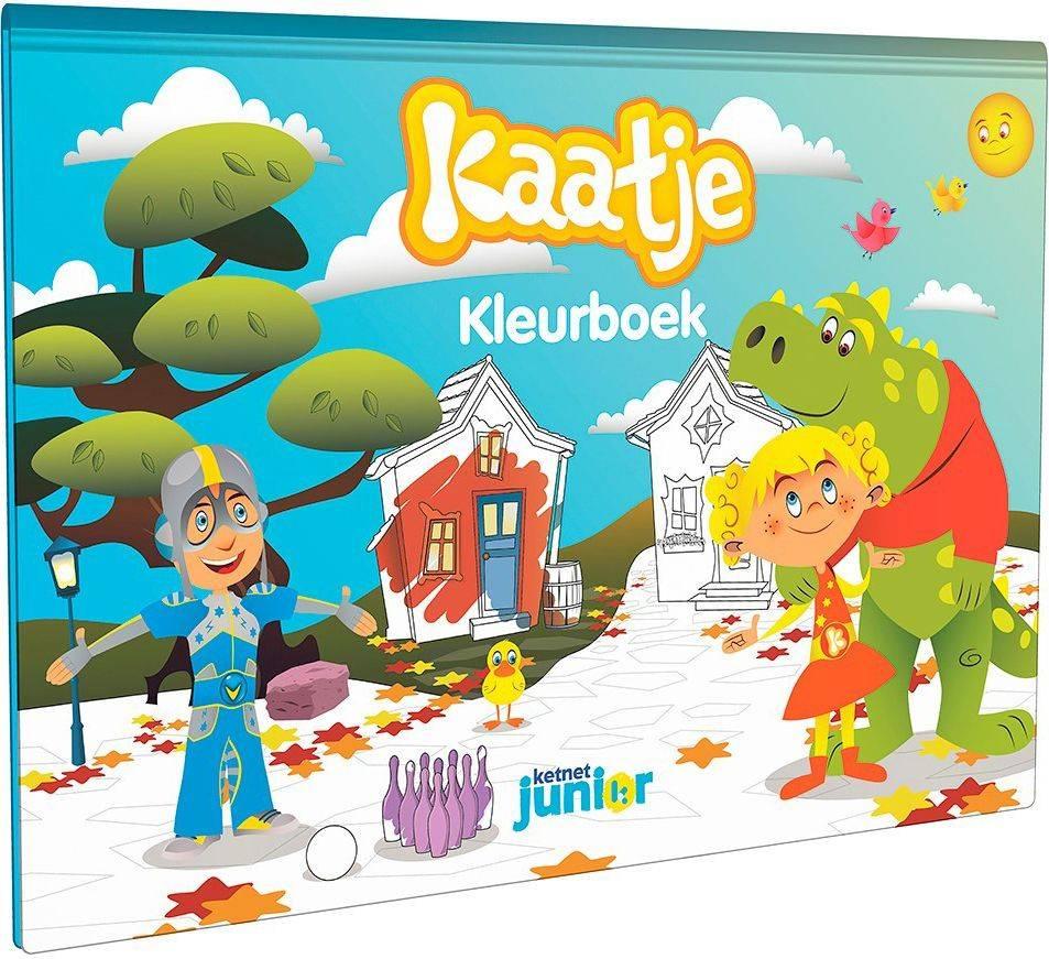 Kleurboek Kaatje