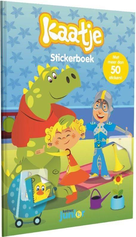 Stickerboek Kaatje