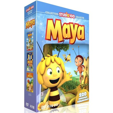 Dvd box Maya: vol. 5