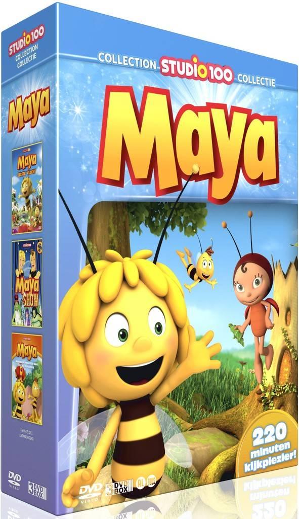 Maya de Bij 3-DVD box - Vol. 5