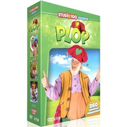 Kabouter Plop 3-DVD box - 3 DVD box